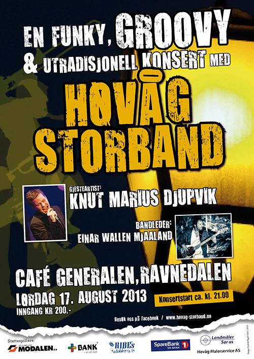 Høvåg-Storband-Konsert-A3-Aug13_WEB